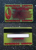 Borg Assimilation Donor Card by CmdrKerner