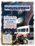 April 2010 newsletter cover by alpha-dragon