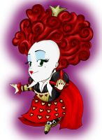 queen-of-hearts by Athousen