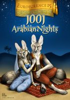 EF15 - 1001 Arabian Nights by Nimrais