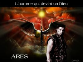 Ares God of War by SCGXProduction