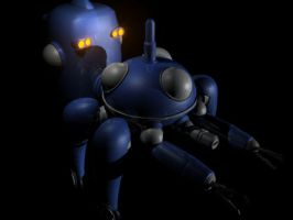 tachikoma by d34dm34t