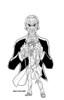 Doctor Who the 1st and the 10th by TheAnimefreak69