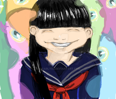 smile by X3carlyX3