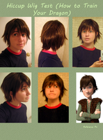 Hiccup Wig Test by Spwinkles