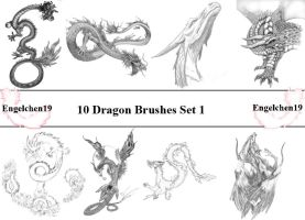 10 neu Dragon Brushes PS 7 by Engelchen19