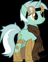 Steampunk Lyra by Kittyhawkman