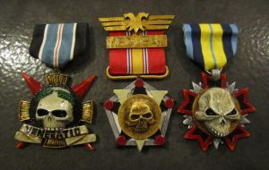 Imperial Guard Medals - Colored by Renquist-von-Reik