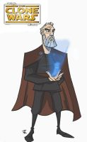 Count Dooku by Chrisgemini