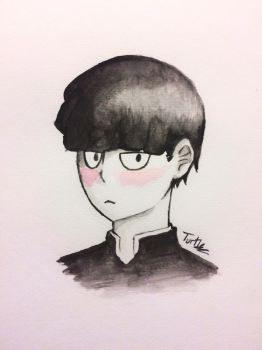 Mob (watercolor) by Ermegerd206