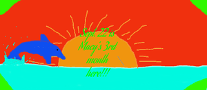 3RD MONTH by Macy-Feathermist