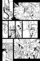 Doctor Who: the Tenth Doctor 3 - pag 01 by elena-casagrande