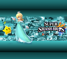Rosalina Wallpaper by CrossoverGamer