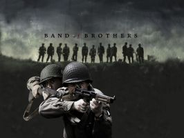 Band of Brothers by SjoerdB