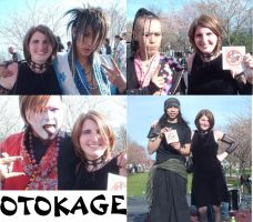 Me With Otokage by MelyssaThePunkRocker