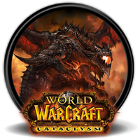 World of WarCraft: Cataclysm - Icon by Blagoicons