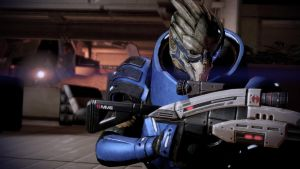 Garrus Vakarian 06 by johntesh