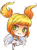 Could you be an Angel by dancemove