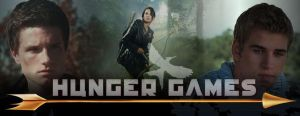 The Hunger Games banner by ishadowhunter