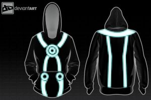 Light Up Hoodie by jflaherty90