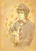 Birthday, John by FrAlichen