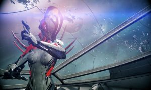 Warframe screen shot, for shits and giggles by Dimcreaper