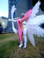 angewomon cosplay picture... (yes, another) XD by HaruhichanxD