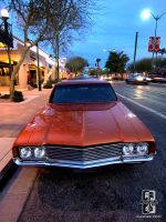 Custom 64 Buick Wagon by Swanee3