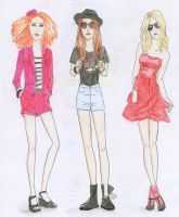 Fun Fashion Trends 2010 by Dinoralp