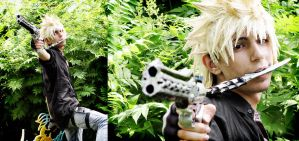 Assassin Roxas Preview by Anti-Roxas-99
