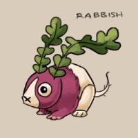 Programon Concept 2: Rabbish by Pseudolonewolf