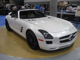 Mercedes-Benz SLS AMG Convertible by granturismomh