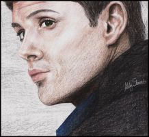 Dean Winchester by AshleyStewart