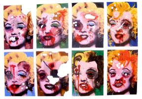 Kill Kill Kill Marilyn. by tarmasz