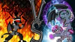 Pony Kombat New Blood 7 Championship Battle by Mr-Kennedy92