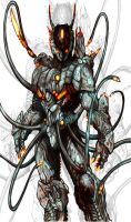 the_tormentor_by madjaguar by Xeno-Crazy