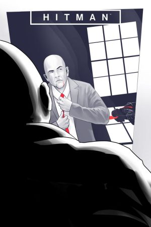 Hitman quickie by bgolden1