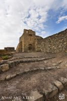 Azraq Castle by Mgsblade