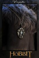 The Hobbit - Dwarf Pendant by WinterSoul9