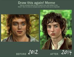 Draw this again! by Beth-Gilbert