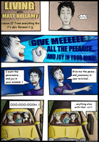 Living with Matt Bellamy II by Diamontaetha