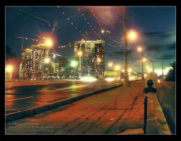 Moscow by Night by DARK0NA