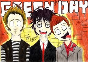 Viva la Green Day by Nimpod