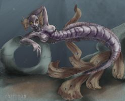 Lake Superior Mermaid Concept by jekylnhyde