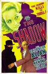 The Shadow Movie Poster (1933) by derrickthebarbaric