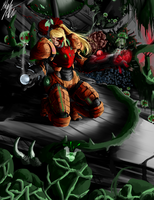 Samus - Infection by PeterPrime