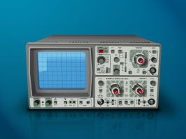 Hameg Oscilloscope by JaviArce
