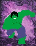 Hulk by Fruksion