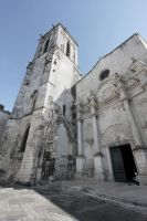 La Rochelle - Eglise St Sauveur by Rea-the-squirrel