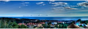 Costa del Sol Panorama HDR by 1---ROB---1